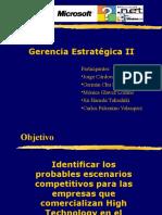 Alta Tecnología en El Perú