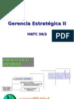 Sesión 01 - Modelo Analisis Estrategico