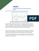 Gráficas de las Funciones Trigonométricas