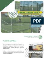 Cercas Century Toluca - Presentación Ejecutiva