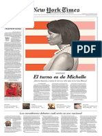 El Turno Es de Michelle