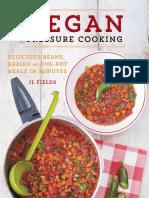 Vegan Pressure Cooking - J. L. Fields