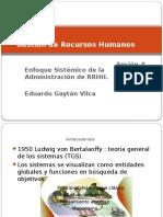 Enfoque Sistemico de La Administracion de RRHH Sesion 4 42609 (1)