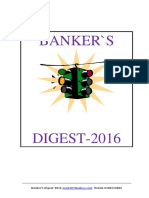Bankers Digest 2016