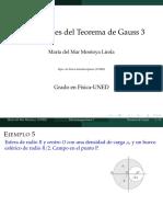 Teorema Gauss 3