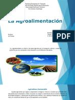 Diapositivas Del Trabajo;Agroalimentacion
