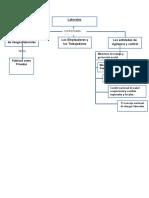 Mapa Conceptual Riesgos Laborales