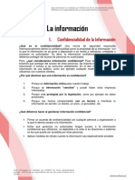 Documento Explicativo - Bloque I La Información