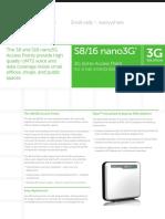 S8_S16 Datasheet