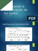 Clasificación e Identificacion de Suelos