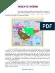 Geografia - Aula 20 - Oriente Médio