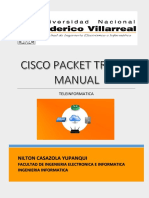 Manual Cisco Packet Tracer Rtsp