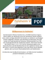 Felsheim Handbuch