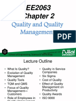Chapter 2 Quality and Quality Management