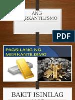 Ang Merkantilismo
