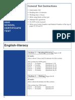English Sctest 05