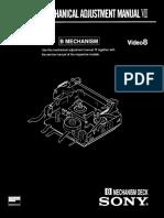 Sony Video 8 - B Mechanism VII (1).pdf