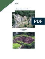 Sitios ArqueológicosINSTRUMENTOS