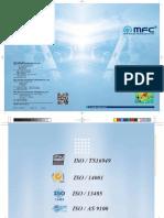 MFC General Catalog 2016