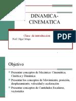 Clase 1A Dinamica Introduccion
