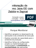 Webcast Jboss Zabbix