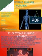 El Sistema Inmune Humano
