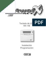Manual Intalacion Teclado Lcd Network