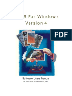SCDB for Windows v4 Users Manual