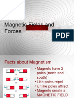 Magnetic Field and Force