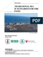 Global and Regional Sea Level Scenarios for the United States