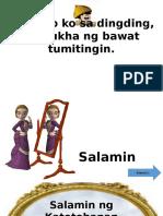 Salamin Ng Katotohanan