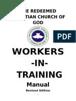 2013 2014 rccg sunday school teachers manual