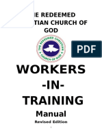 Workers in Training