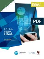 Mba Digital Retail Banking