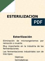 Esterilizacion Clase 10