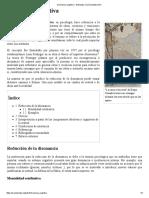 Disonancia Cognitiva - Wikipedia, La Enciclopedia Libre