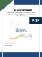 201506-040W Propuesta NComputing Para Grupo Empresarial AM & Asociados 29-06-2015
