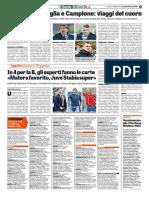 La Gazzetta dello Sport 21-01-2017 - Calcio Lega Pro