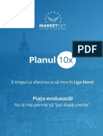 Planul 10x - Manual de Marketing