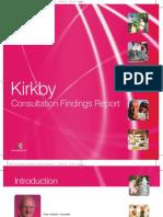 Kirkby Findings Leaflet