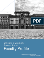 Faculty Profile 2016