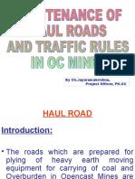 Haul Roads