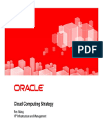 Oracle Cloud OAGi