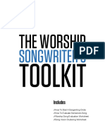 Wilt the Worship Songwriters Toolkit