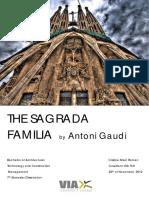 Dissertation Sagrada Familia
