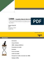 CMMI C.foulon PMI La Performance de Projets