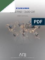 User Manual furuno 701 901