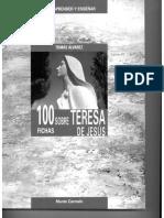 100 Santa Teresa de Jesús