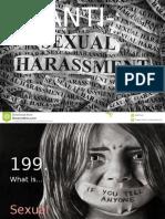 Anti-Sexual Harassment