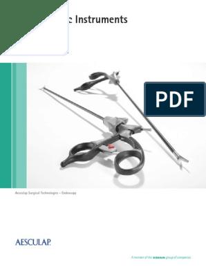 doc465_rev_f-laparoscopic_catalog pdf | Surgery | Medicine